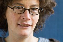Portret van Esther van Dorst, arts en acupuncturist